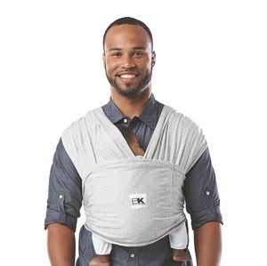 Baby K'Tan Accessories - Baby K'Tan Original • #1 Stretchy Babywrap • BLACK